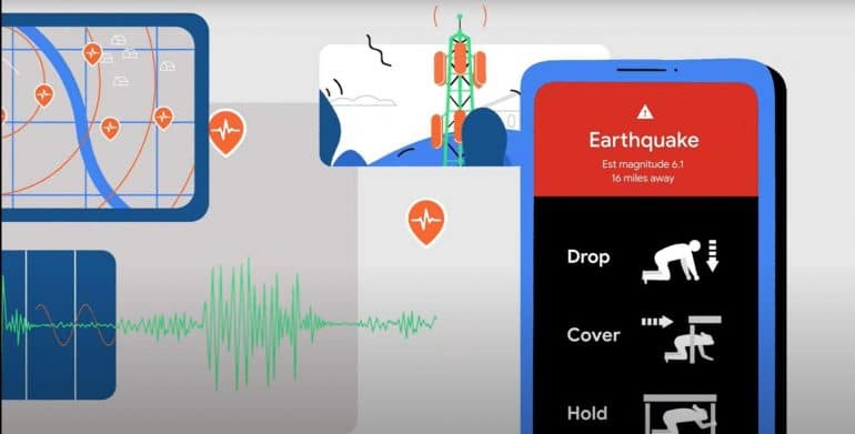 Google Plans to Use All Android Phones as Earthquake Detectors