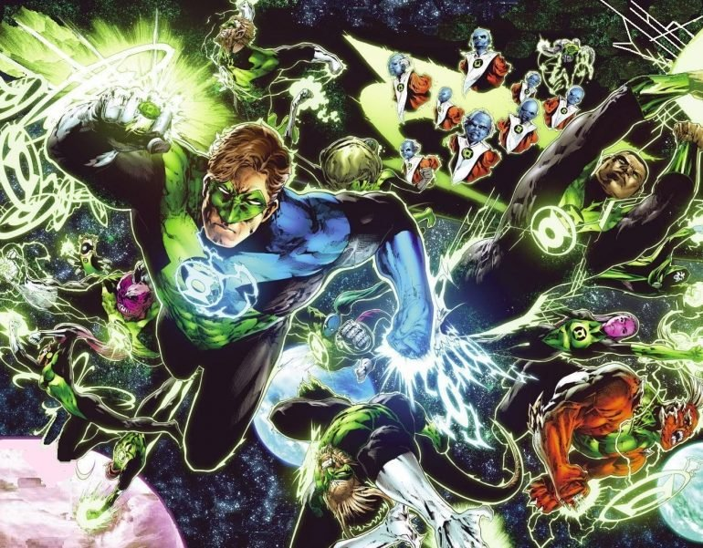 Green Lantern Series HBO MAX