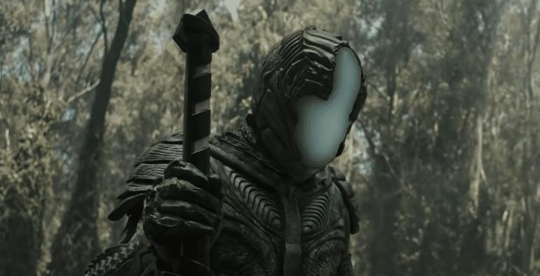 Jiu Jitsu Nicolas Cage battles martial arts aliens