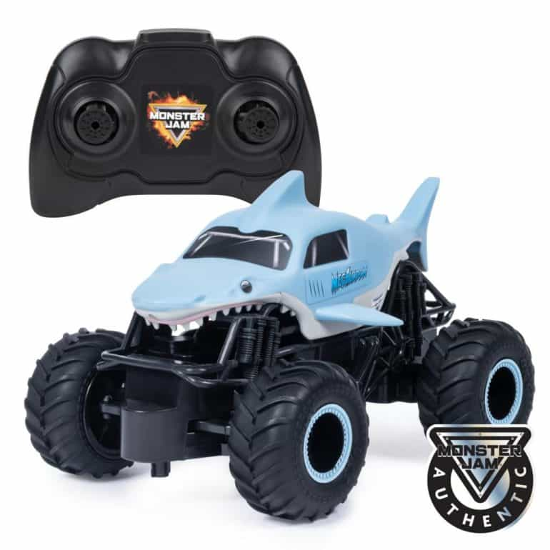 Megalodon monster truck replica Monster Jam