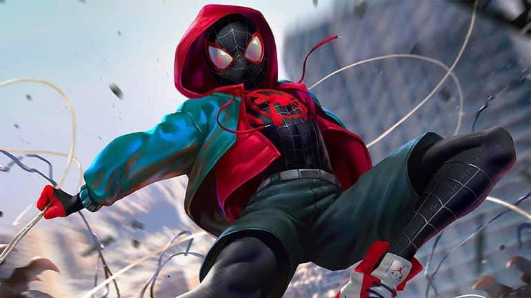 Miles Morales MCU Spider-Man 3