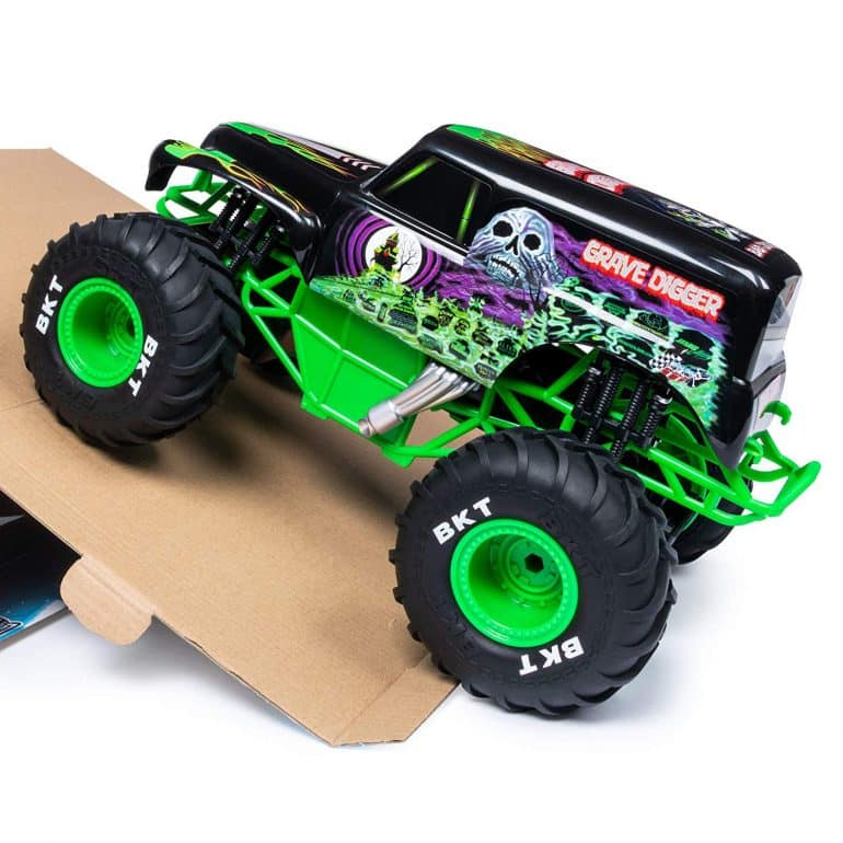 Monster Jam RC- 1:15th Scale Grave Digger