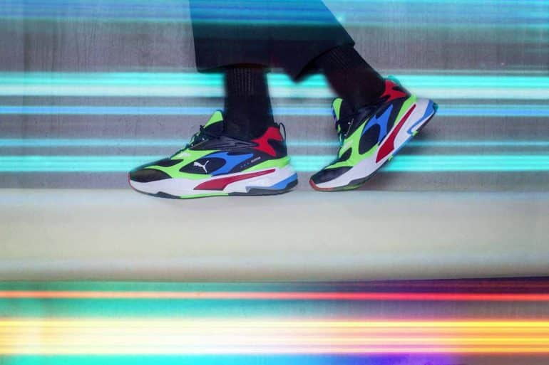 PUMA Extends 80s-Inspired RS Range with PUMA RS-Fast Collection
