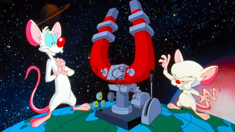 Pinky and the Brain Are More Important Than the Animaniacs