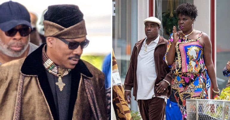 Prince Akeem Coming To America 2