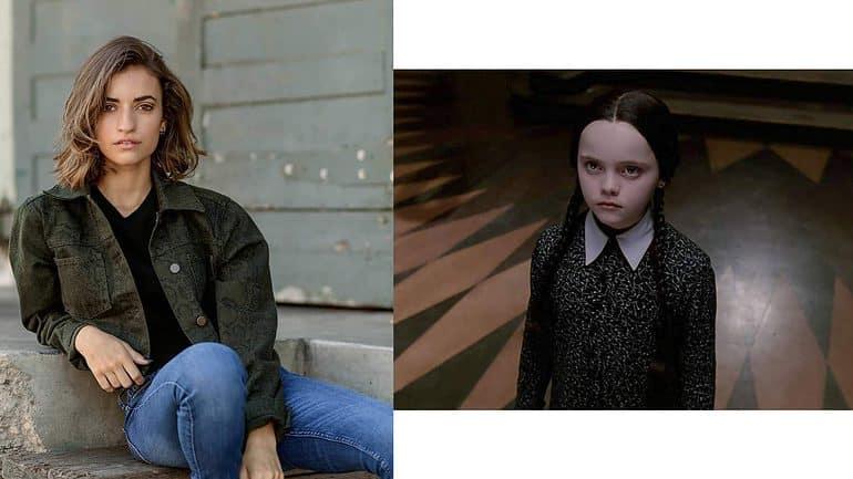 Soni Nicole Bringas as Wednesday Addams