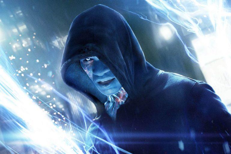 Spider-Man Electro Jamie Foxx
