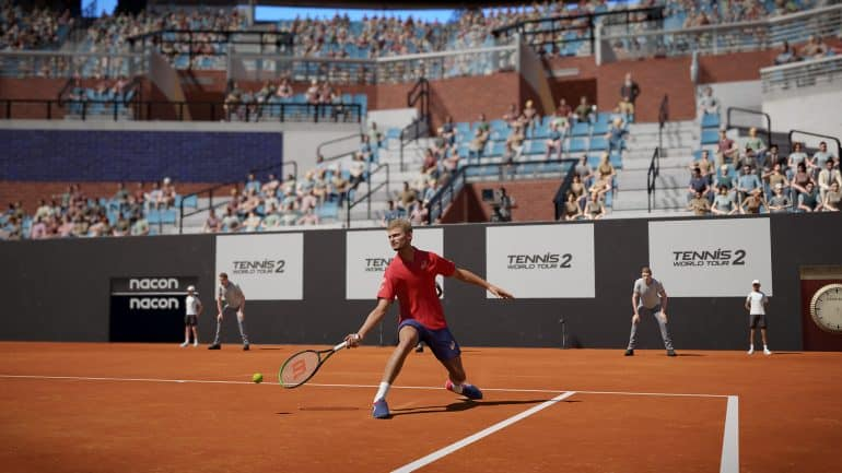 Tennis World Tour 2 Review - Double Fault