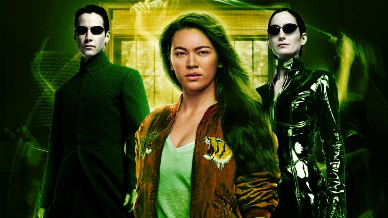 The Matrix 4 Jessica Henwick