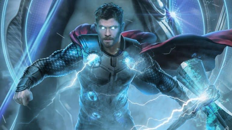 Thor The Most Powerful Marvel Characters in the MCU