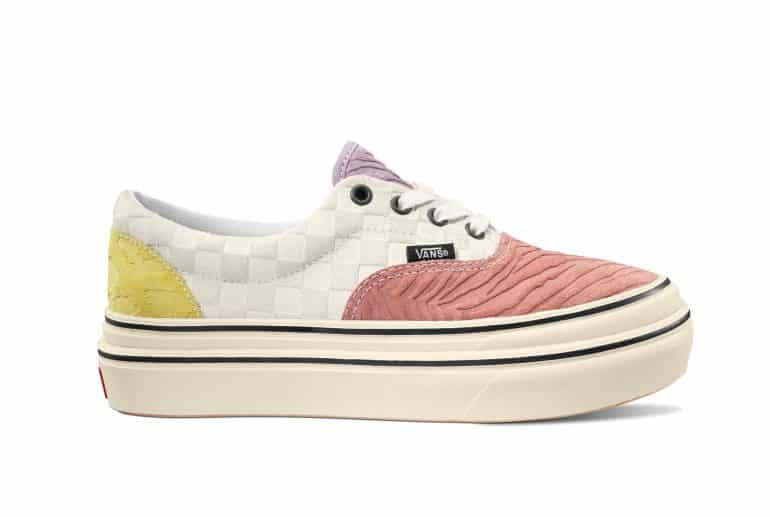 The Vans Classic Era ComfyCush Sneakers