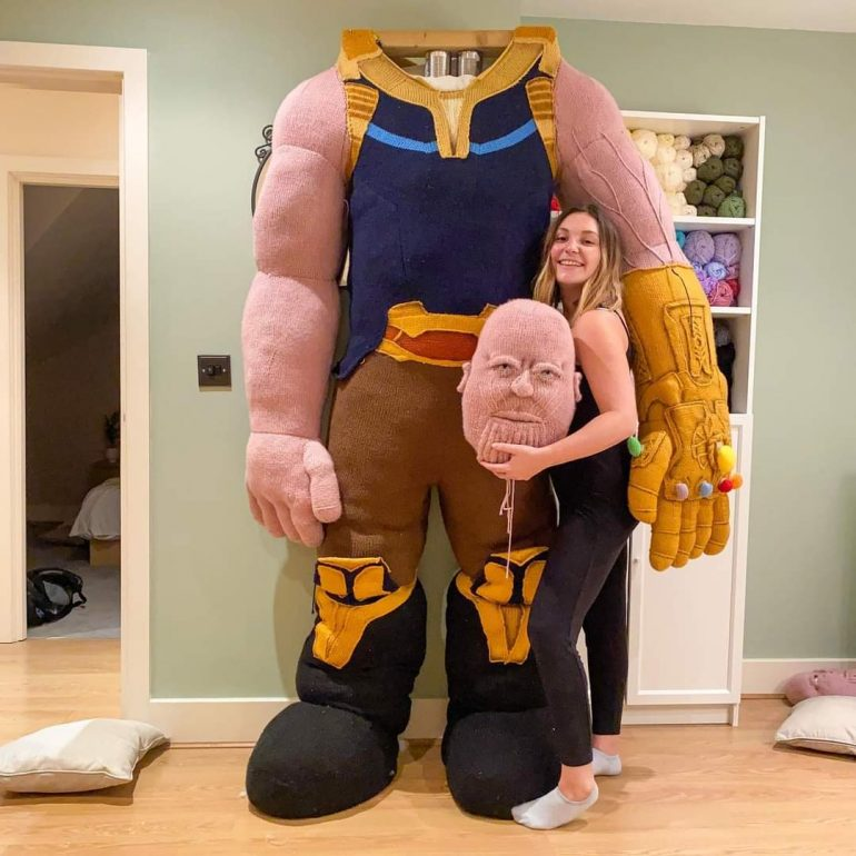Wooly McWoolface Thanos