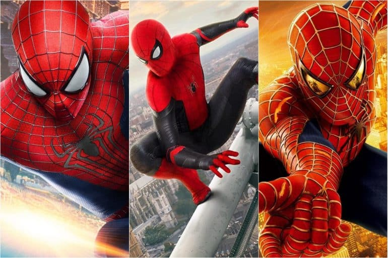 spider-man Spider-verse live-action