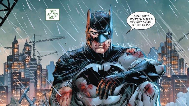 Batman 2020 Comics
