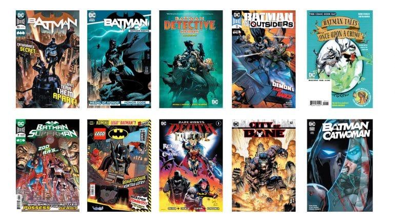 Batman Comics 2020