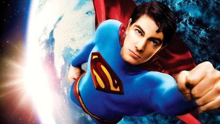 Brandon Routh Superman Returns Movie Sequel