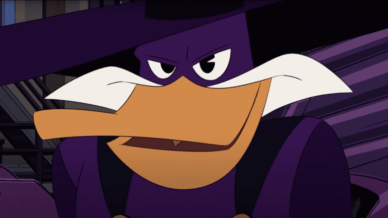 DarkWing Duck series reboot