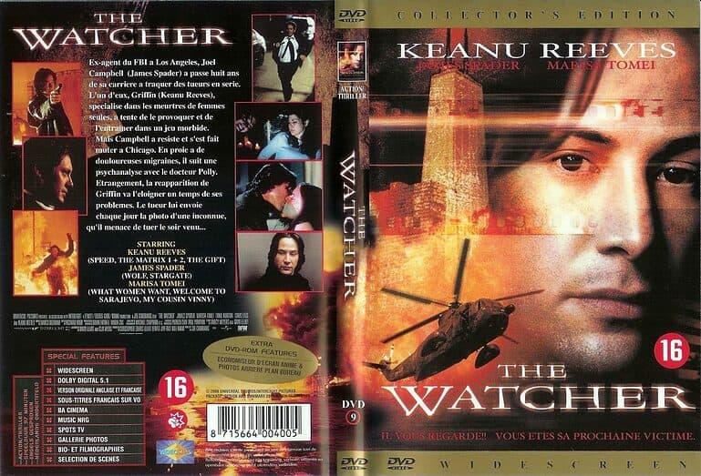 Keanu Reeves The Watcher Movie