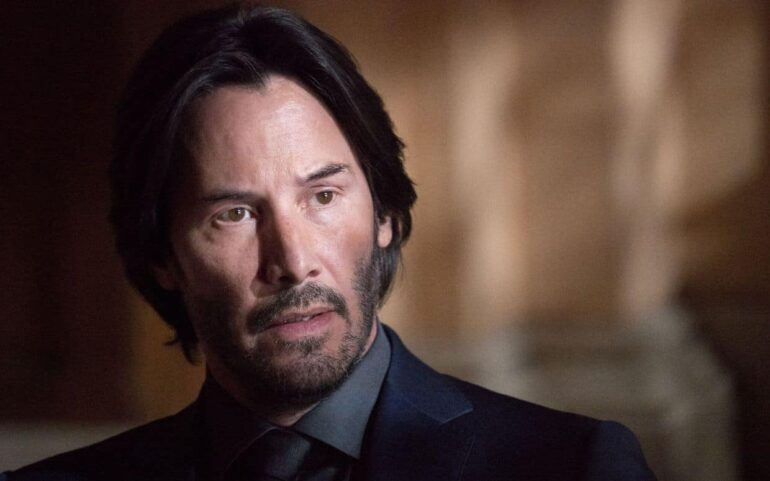 Keanu Reeves The Expendables 4