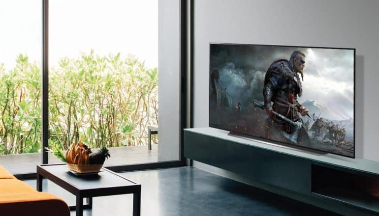 LG OLED TV and Xbox Series X Bring Next-Gen Gaming Experience