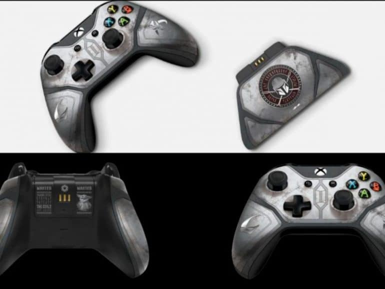 Limited Edition Mandalorian Xbox Controller