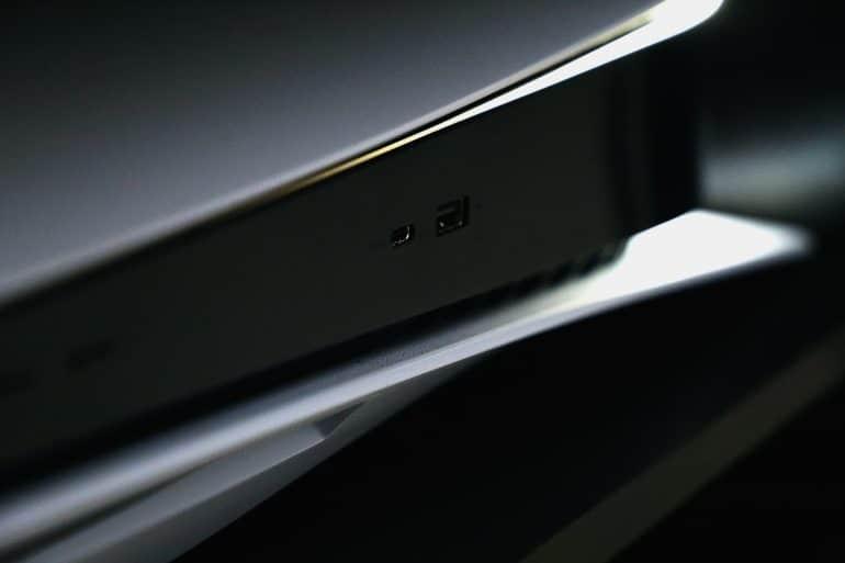 PlayStation 5 USB