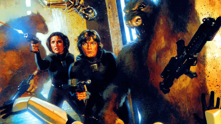 Star Wars Author Says Disney Is Refusing To Pay Him