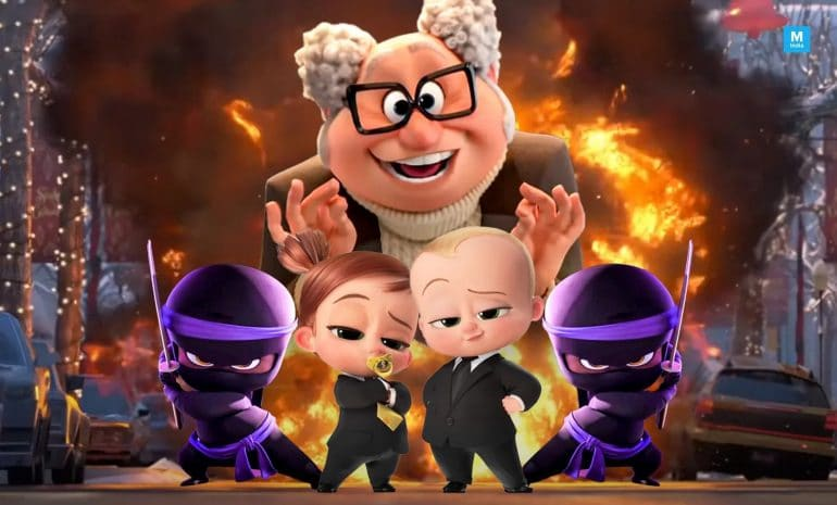 The Boss Baby -- Family Business