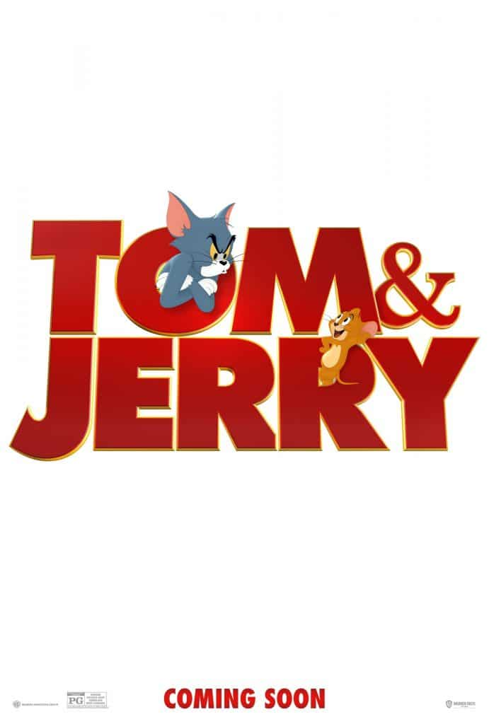 Tom and Jerry movie 2020