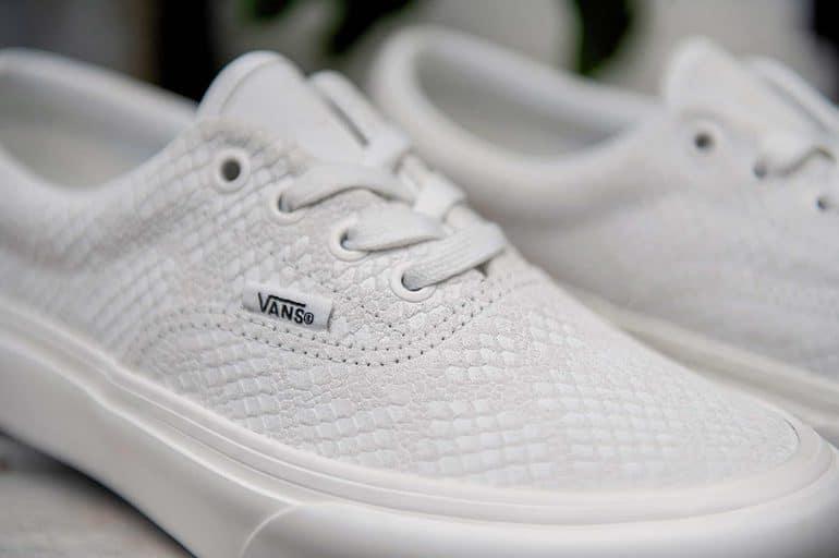 Vans Era Animal Pack White Sneakers
