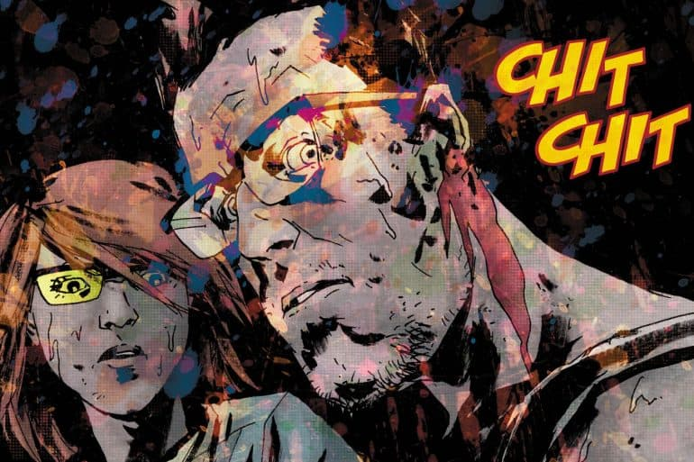 Wytches by Scott Snyder and Jock
