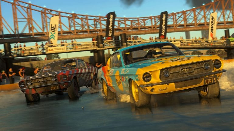dirt 5 game review