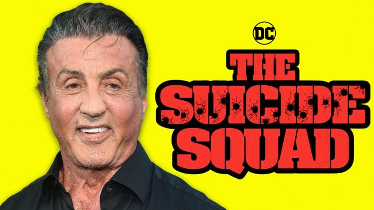 Sylvester Stallone the suicide
