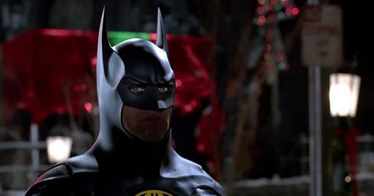 Batman Returns Christmas movie