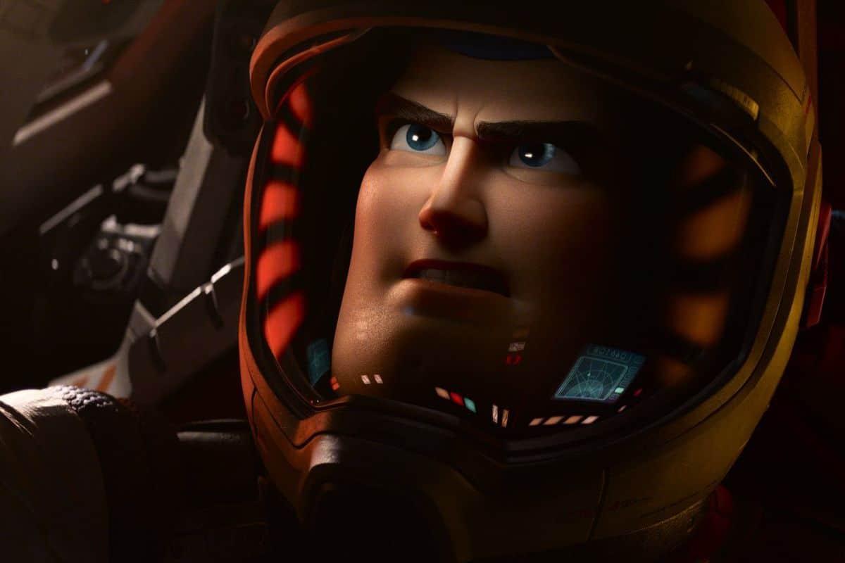 Buzz Lightyear Movie Chris Evans