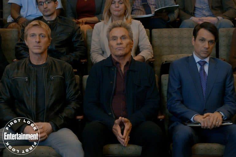 Cobra Kai Netflix Releases First Look Photos For Season 3
