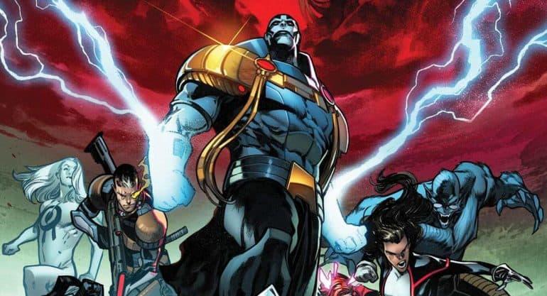 Comics X-Men 2020