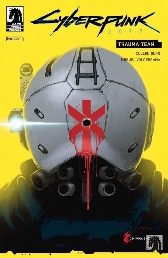 Cyberpunk 2077 Trauma Team Book Review