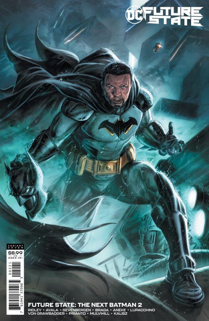 DC Future State Batman