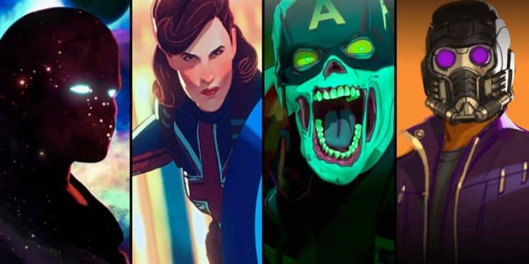 Disney Marvel What If
