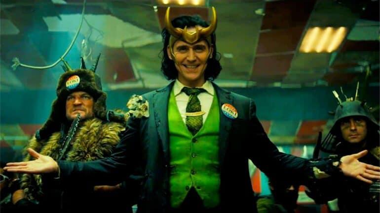 Disney Plus Loki Trailer