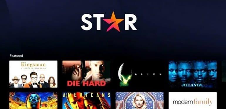 Disney Star Streaming Service