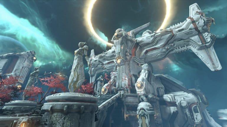 Doom Eternal Switch Nintendo