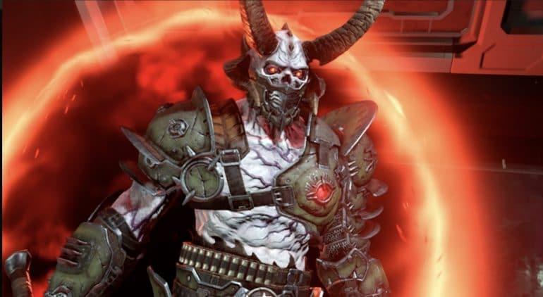 Doom Eternal Switch Nintendo Game