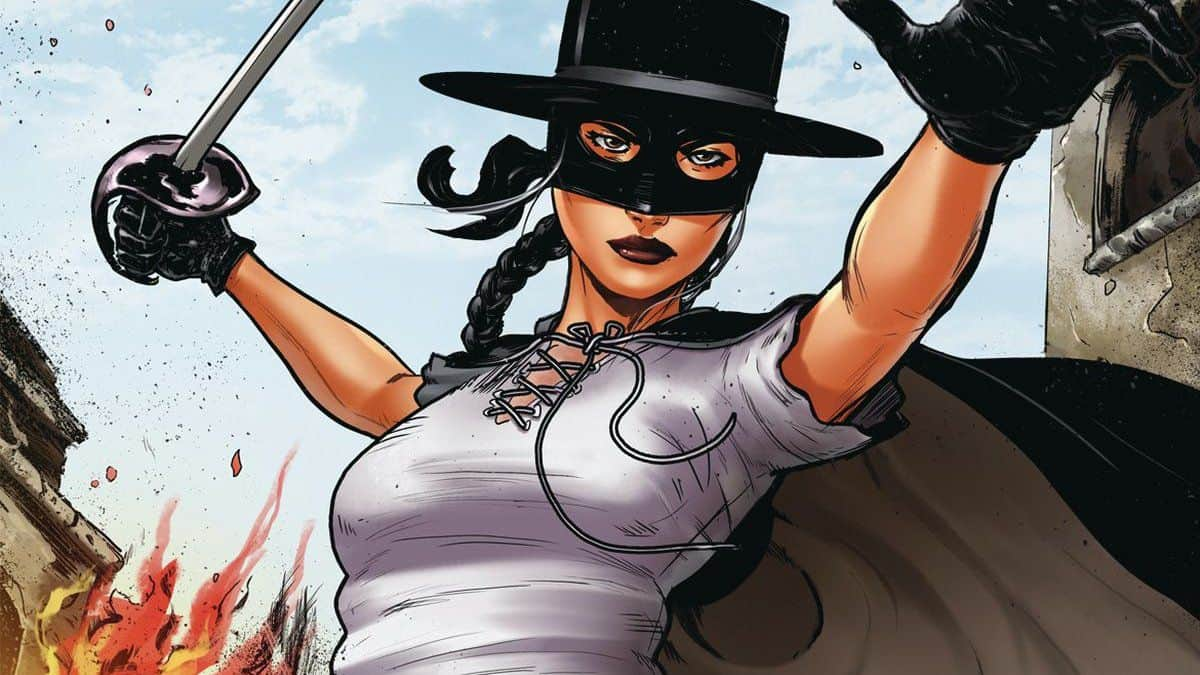 El Zorro Female TV Show