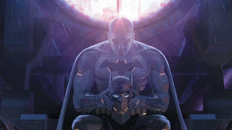 Future State Batman Luke Fox