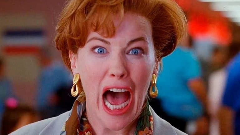 Home Alone 2 Kevin's Mom