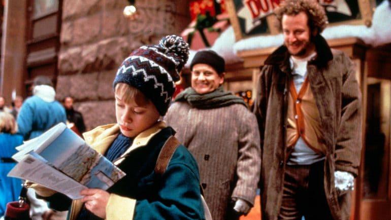 Home Alone 2 movie Christmas