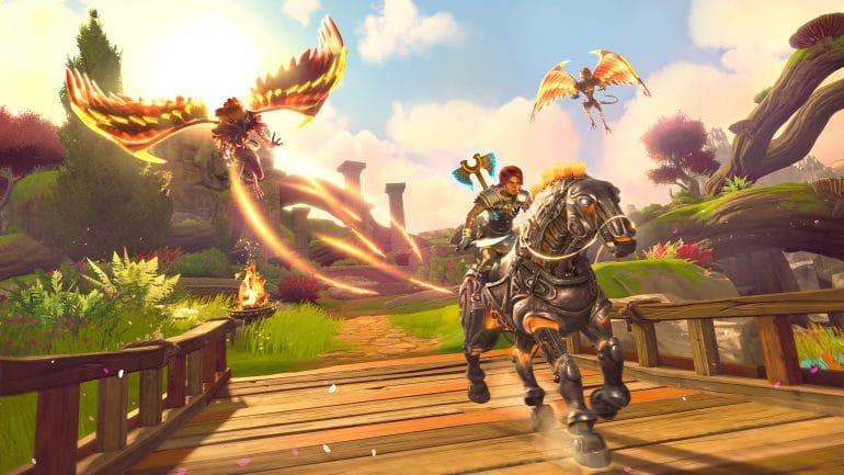 Immortals Fenyx Rising Xbox Series X Review