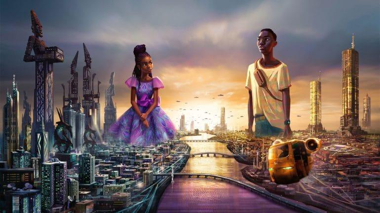 Iwájú Kugali Disney+ DisneyPlus